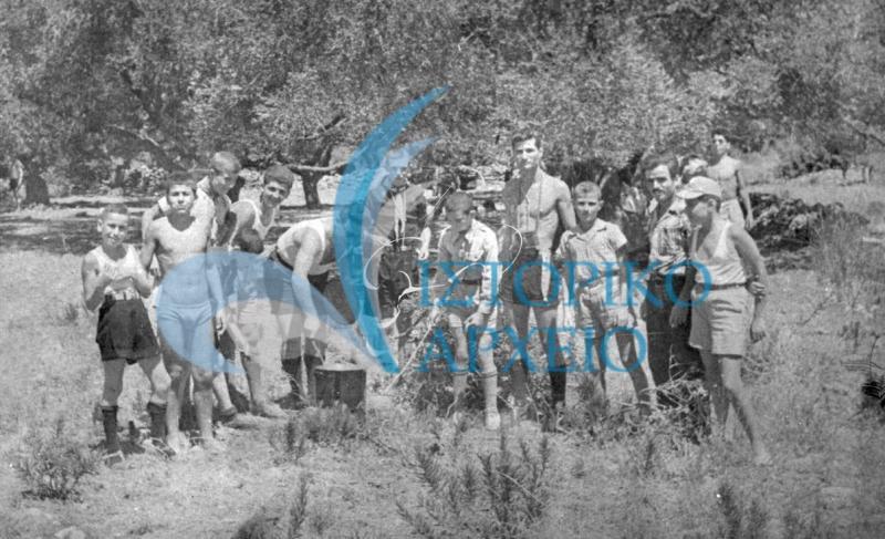 Εορτασμός 40 χρόνων των Ελλήνων Προσκόπων, εγκαίνια κτιριακών συγκροτημάτων εστιών, δράσεις λυκοπούλων και τιμητικές διακρίσεις από την πολιτεία.