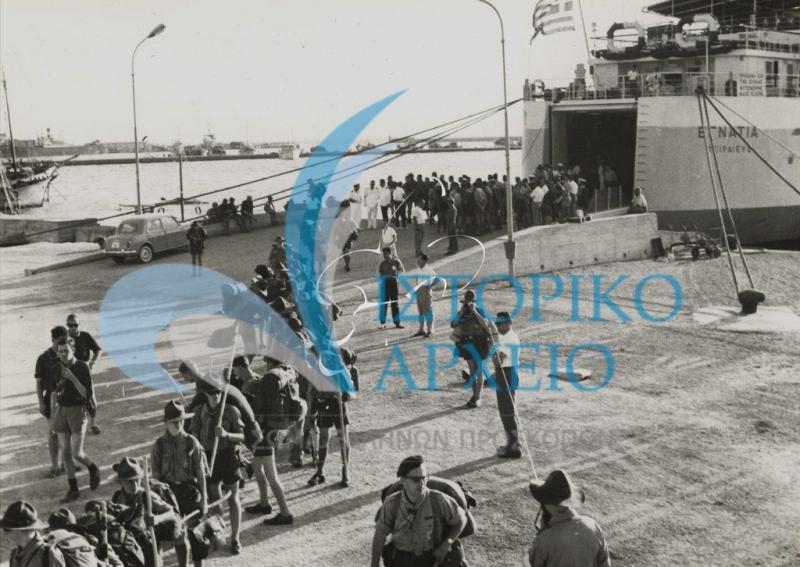 Φωτογραφίες από τα Πανελλήνια Τζάμπορη
