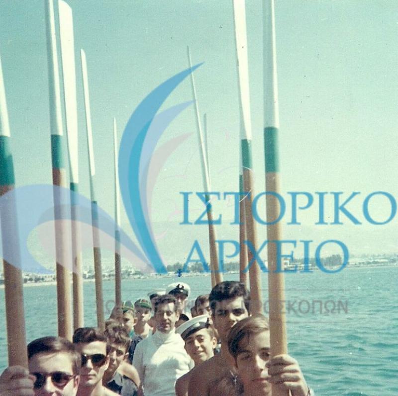 Οι Έλληνες πρόσκοποι γιορτάζουν το χρυσό ιωβηλαίο τους, ξένοι πρόσκοποι επισκέπτονται την χώρα μας, νέες εστίες δημιουργούνται και προετοιμάζεται το Τζάμπορη του Μαραθώνα.