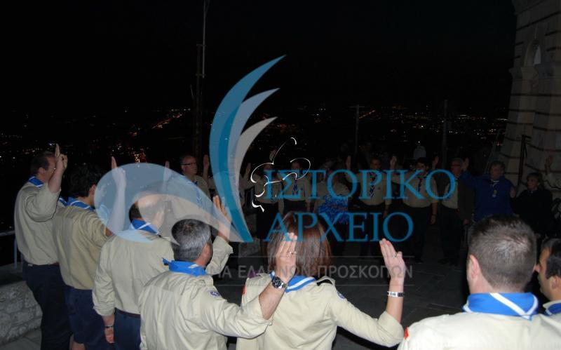 Το 2010 το Σώμα Ελλήνων Προσκόπων συμπλήρωσε 100 Χρόνια Ιστορίας. Φωτογραφίες από δράσεις εκδηλώσεις και επετειακές δραστηριότητες εκείνης της χρονιάς.